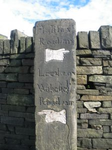 B Guide Stone Southowram