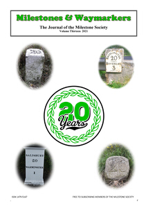 Milestones & Waymarkers volume 13